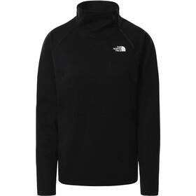 The North Face Canyonlands 1/4 Zip Jacket Women tnf black